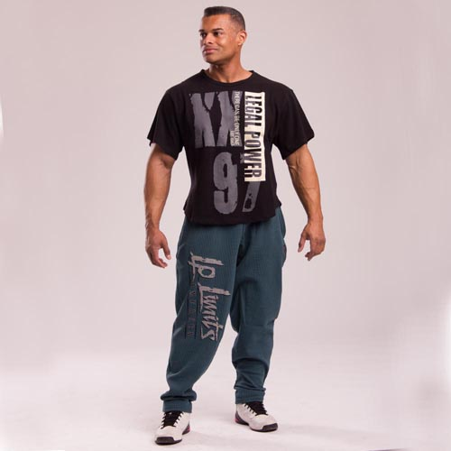 Legal Power Rag Top Shirt Heavy Jersey Baumwolle 210g//m² kurzarm 6 Farben
